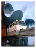 The Monorail Passes Through EMP
