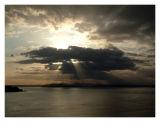 Sunset Over Elliot Bay
