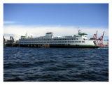 Washington State Ferry Wenachee