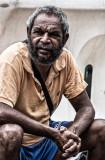 Aborigine at Quay