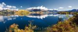 Lake Wanaka panorama, New Zealand