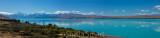Mount Cook and Lake Pukaki panorama