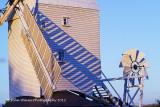 Windmill at Sundown