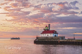 95.12 - Duluth:  Lighthouse With Sunrise Clouds CSF_4684.jpg