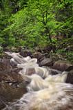 10.2 - Duluth:  Tischer Creek Narrow Cascade, Spring