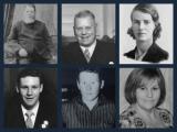Alder family George Alder, Charlie, Alder, Florence Alder, Bill Sillick, Rodney Sillick, Dawn Wykes