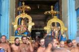 Perumal Kovil Navarathiri Uthsavam Day10 - Mahanavami - Morning Uthsavam -