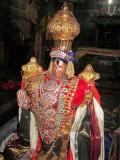 Thirupputkuzhi Sri Vijayaragavaswamy Brahmothsavam - Day2 Evening Soorya Prabhai