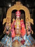 Thirupputkuzhi Sri Vijayaragava Theppam Day3