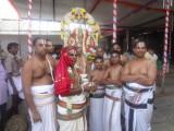 Sri Neervannar utsavam dwajarohanam 1st day mroning