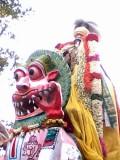 Kanchi Periya Perumal Sri Yathokthakari ( Sonna Vannam seitha perumal ) Brahmothsavam-dy 1evg