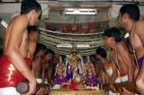 Day6 Morning - Chapparam - Sri Venugopalan Thirukolam