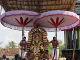 ThiruNInravur garuda Sevai Pictures