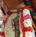 Kanchi Periya Perumal Sri Yathokthakari ( Sonna Vannam seitha perumal ) Brahmothsavam Day 9 - Aal Mel pallakku