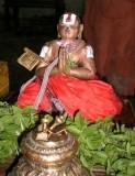 Thinnanur brahmotsavam pictures 4th day to Theerthavaari