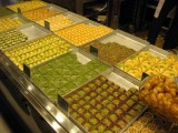 Baklava, there was great food in Turkey!