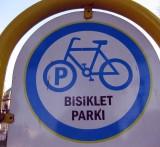 Bisiklet parking!