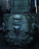 Roman cisterns medusa columns istanbul.jpg