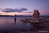 Mono Lake Sunset, by Bill Cathey