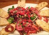 Chicken Salad with Bruschetta