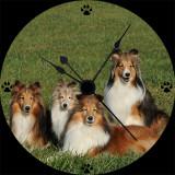 Moloney-Harmon CD clock