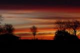 Cold Morning Sunrise