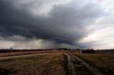 Storm Along Gentry/Worth Road