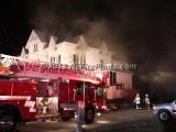 12/11/2012 3rd Alarm East Bridgewater MA