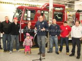 12/16/2012 Bicycle Donation To Accident Victim Whitman MA