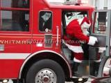 12/16/2012 Visit From Santa Claus Whitman MA