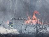 04/18/2013 Brush Fire Whitman MA