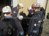 04/22/2013 PCTRT Confined Space Drill Carver MA