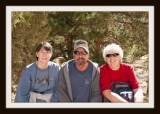 Jean, Greg & Debi at Bryce Canyon