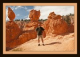 Kim at Bryce Canyon