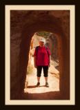 Debi on the Trail