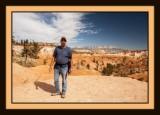 Greg at Bryce Canyon