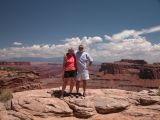 Deb  & Kim at Canyonlands National Park
