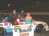 Nicholas Formosa Wins 2006 Nascar Dodge SuperTrucks Championship