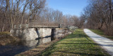 Lock 12 and Towpath