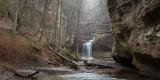Cascade Falls, April