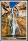 Lower Calf Creek Falls and Rainbow