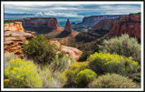 Storm Clearing At Colorado National Monument