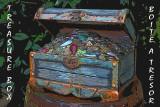 Treasures Box / Boîte à Trésors