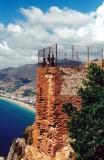 Alanya Castle and Mediterranean Sea, Turkey