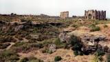 The Basilica Aspendos, Turkey ,