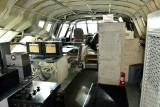 Spruce Goose cockpit, Evergreen Aviation Museum, Oregon