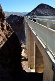 Hoover Dam Bypass Bridge, Lake Mead, Nevada