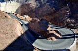 Switchback, Hoover Dam, Lake Mead, Nevada