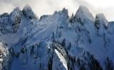 Mount Garfield, Cascade Mountains, Washington, PNW