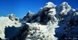 Iceberg Lake, Overcoat Peak, Chimney Rock, Cascade Mountains, Washington
